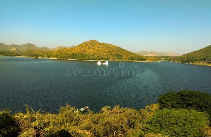 Water Park In Udaipur Rajasthan royalty free stock image