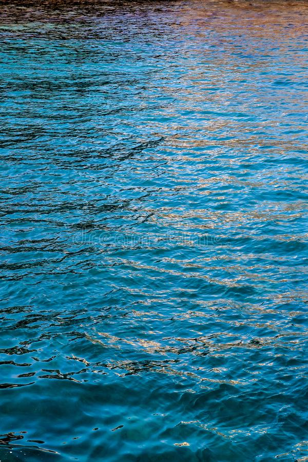 Water Pattern Texture royalty free stock images