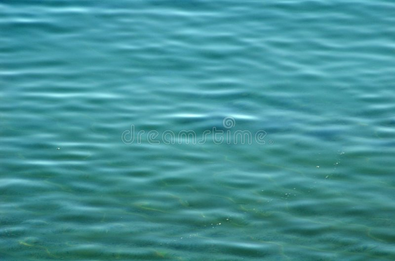 Water Patterns stock image