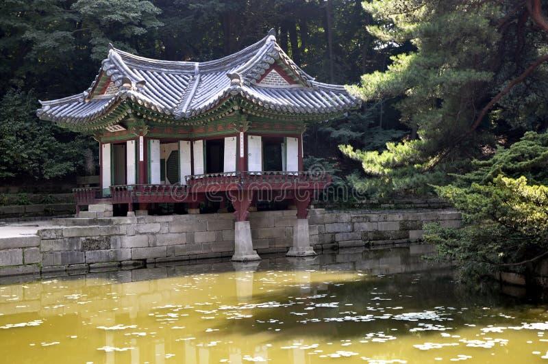 Water Pavilion,Seoul royalty free stock image