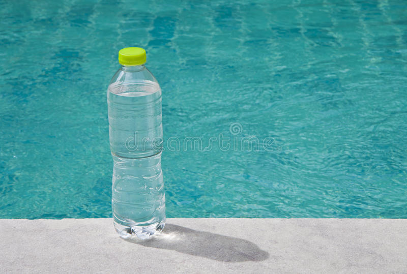 Download Water placed in the pool. stock photo. Image of decor - 26652788