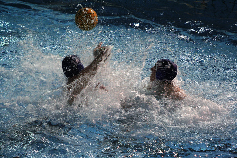 Water Polo stock photography