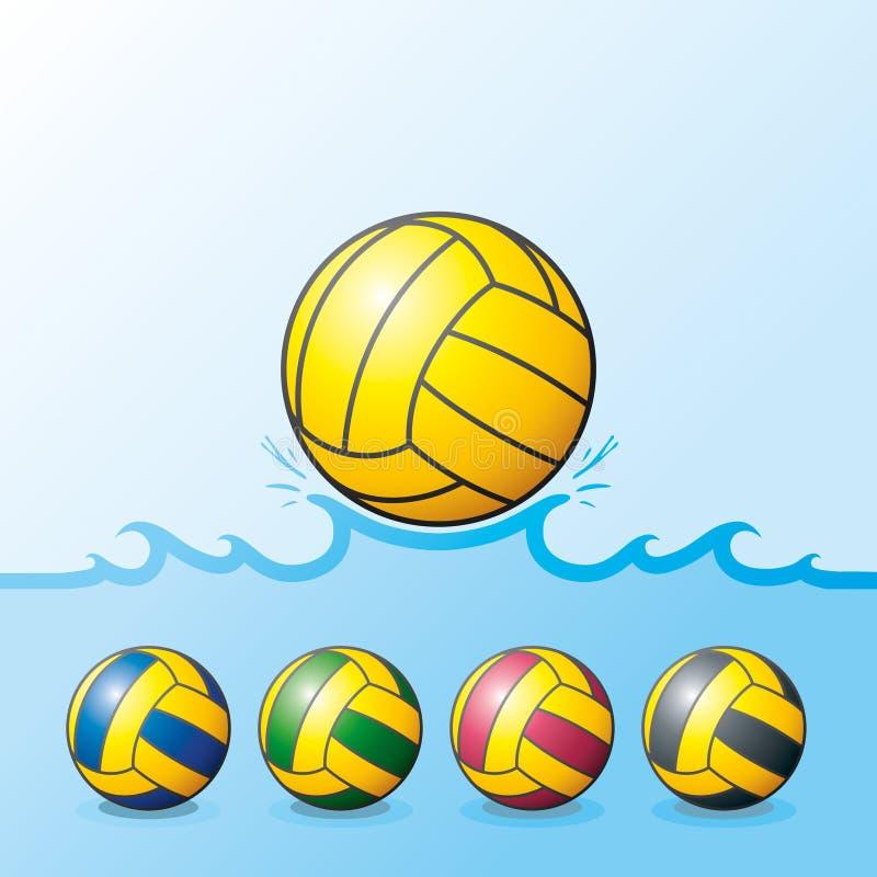Free Water Polo Balls Royalty Free Stock Photo - 14583545