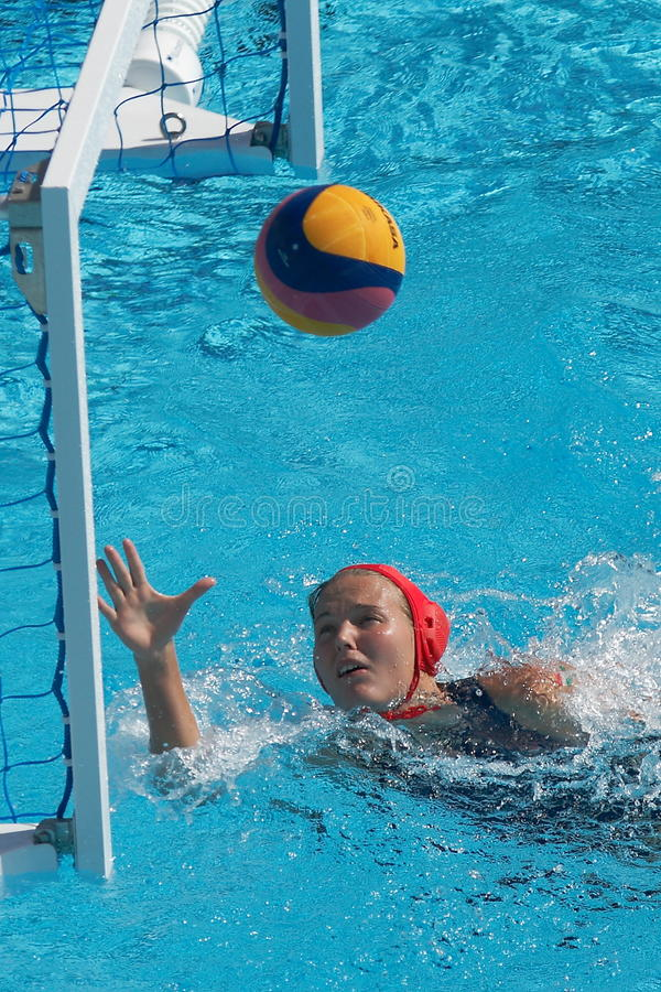 Download Water Polo Women. Hungary Vs Russia Editorial Image - Image: 32689070