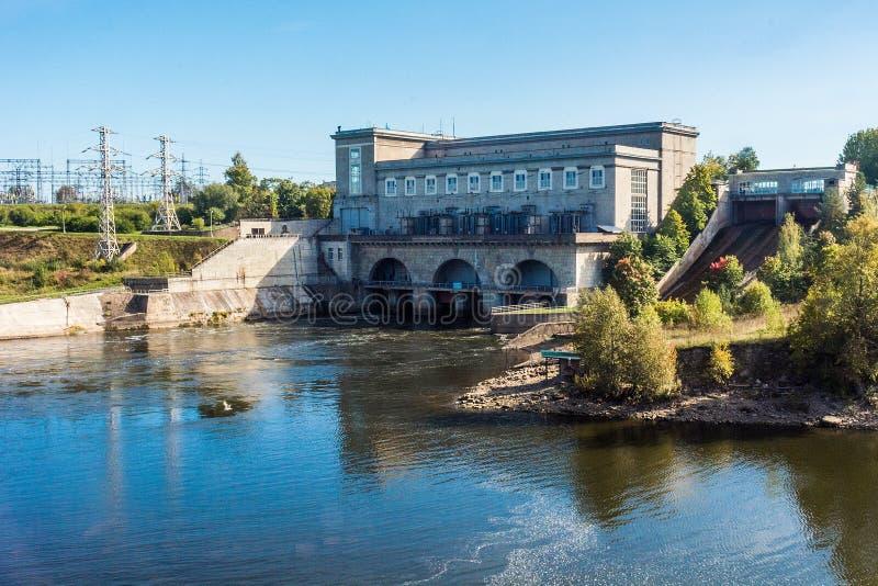 Water-power plant stock photos