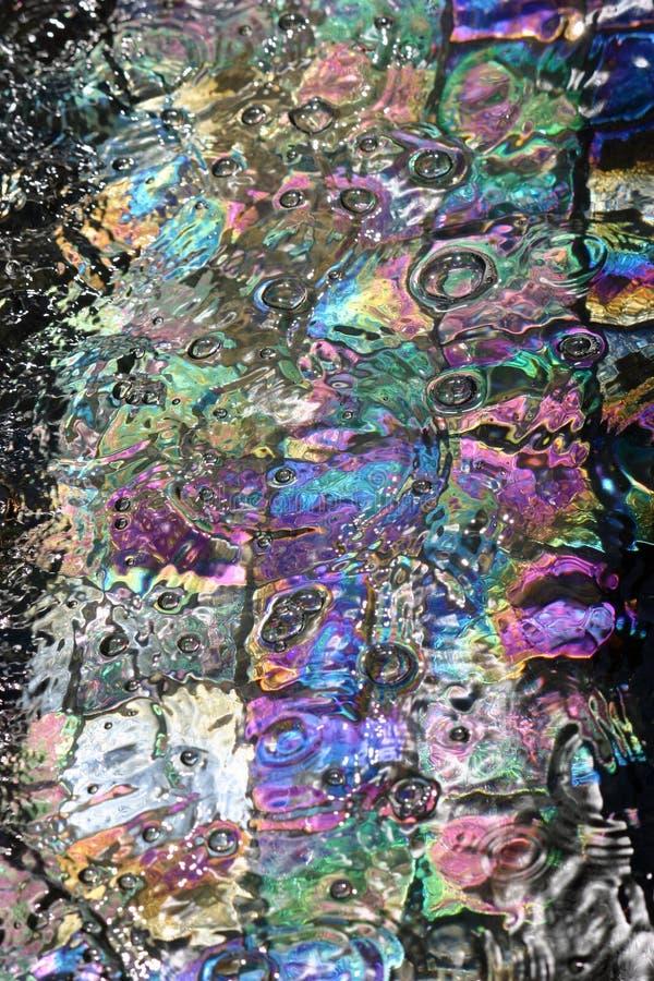 Water Prism stock image