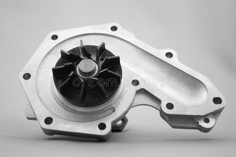 Water pump. Auto water pump for the cooling system of the engine