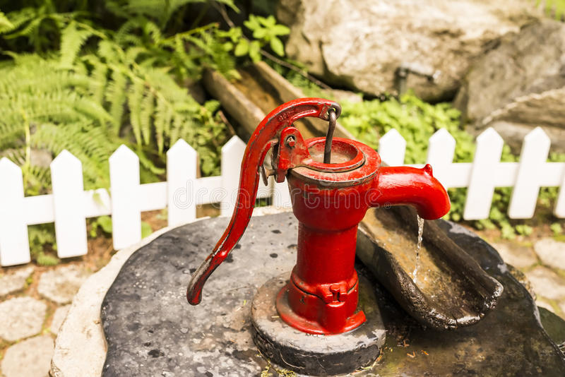 Water Pump royalty free stock photos