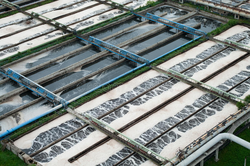 Water recycling stock photography