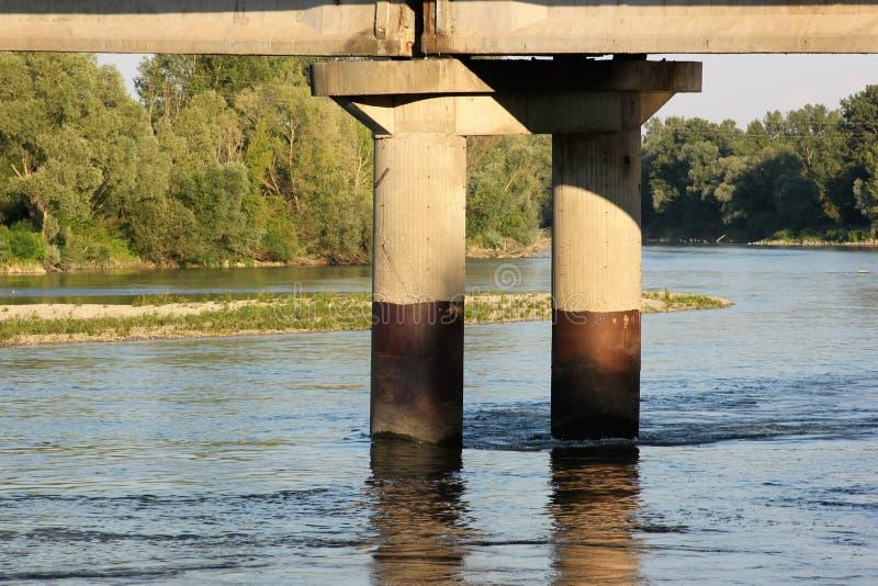 Water, Reflection, River, Bridge royalty free stock photos