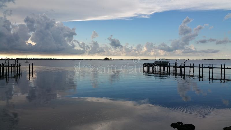 Water, Reflection, Sky, Sea royalty free stock photography
