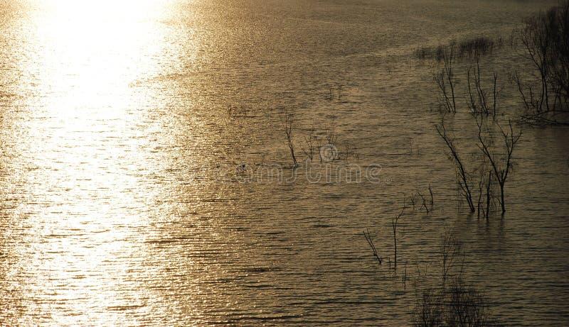 Water, Reflection, Sky, Sunlight royalty free stock photo