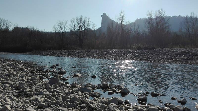 Water, River, Lake, Reflection royalty free stock photo