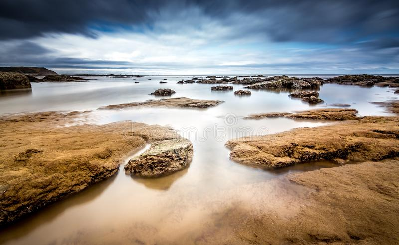 Water, Shore, Sky, Sea royalty free stock photography