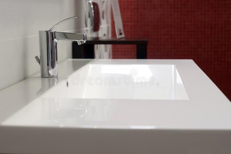 Water sink royalty free stock image