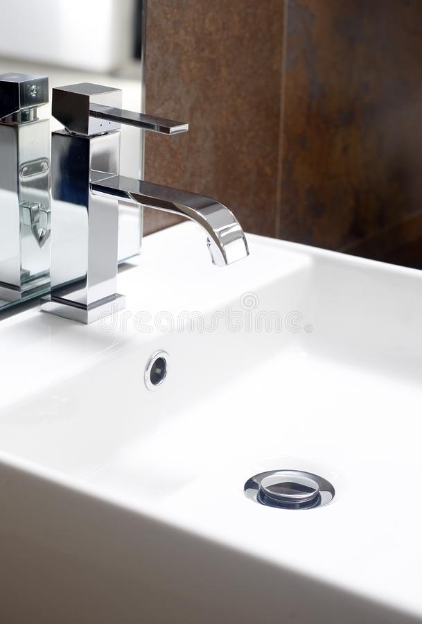 Water sink stock photography