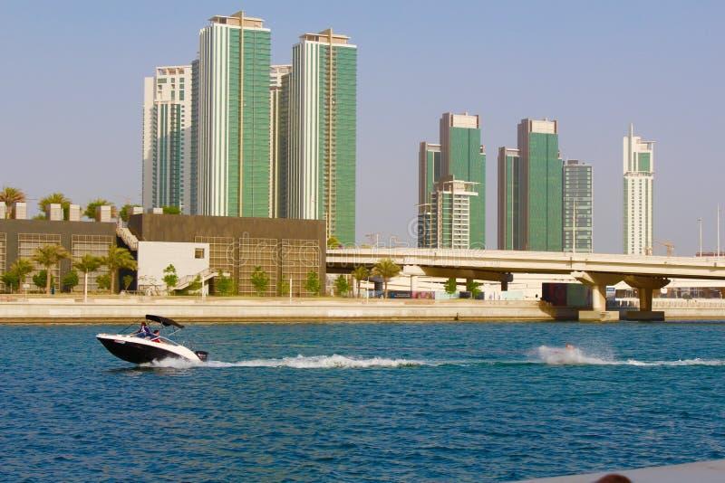 Water ski stock photo