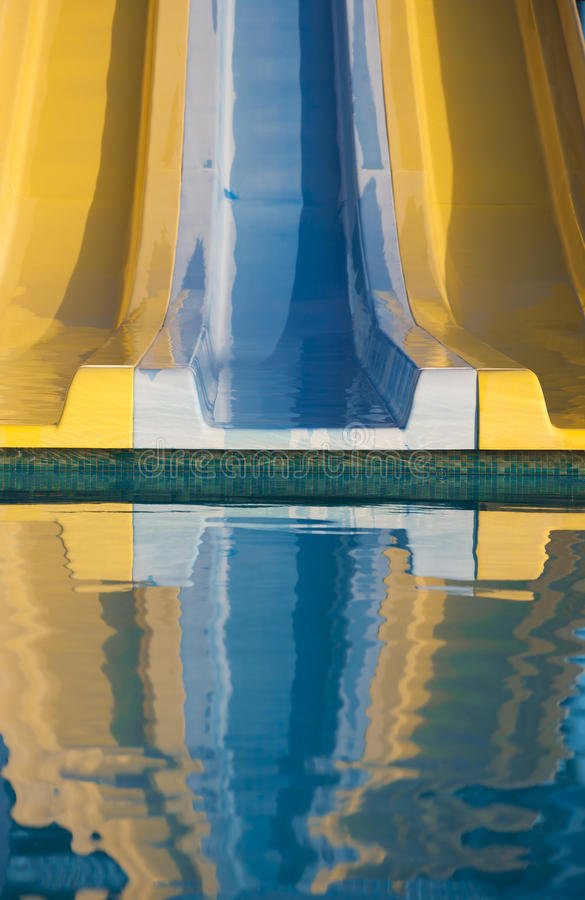 Water slide stock images