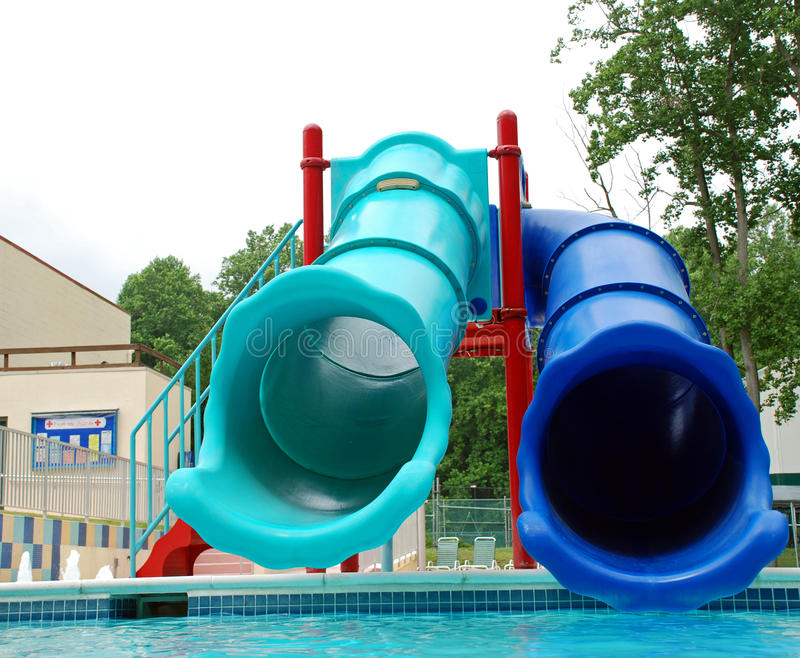 Download Water Slides stock photo. Image of tourism, outdoor, park - 21067228