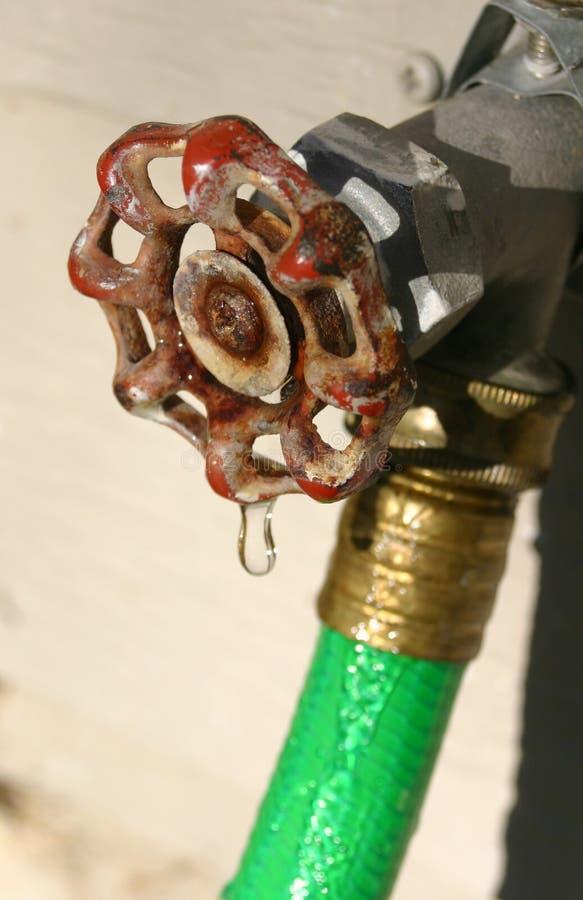 Download Water Spigot stock photo. Image of green, metal, deteriorating - 103028