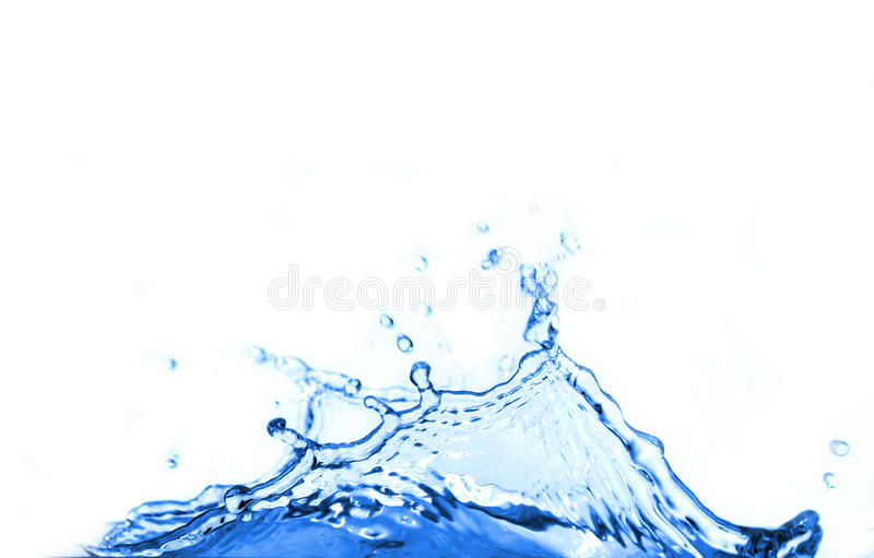 Download Water splash stock photo. Image of hygiene, abstract - 15896696