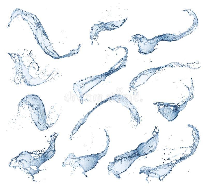 Free Water Splash Royalty Free Stock Images - 23661739