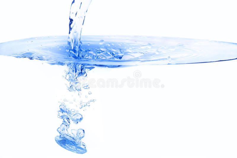 Download Water splash stock image. Image of nobody, concentric - 23879835