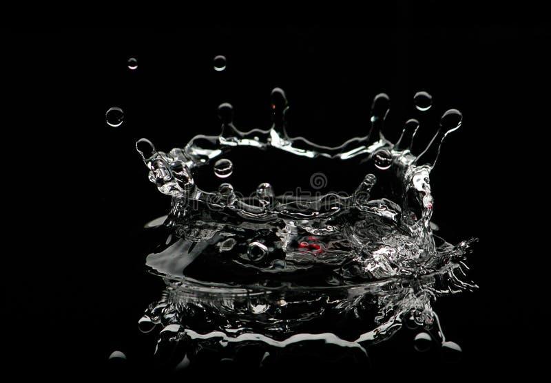 Download Water droplet splash stock photo. Image of water, ripple - 29466072