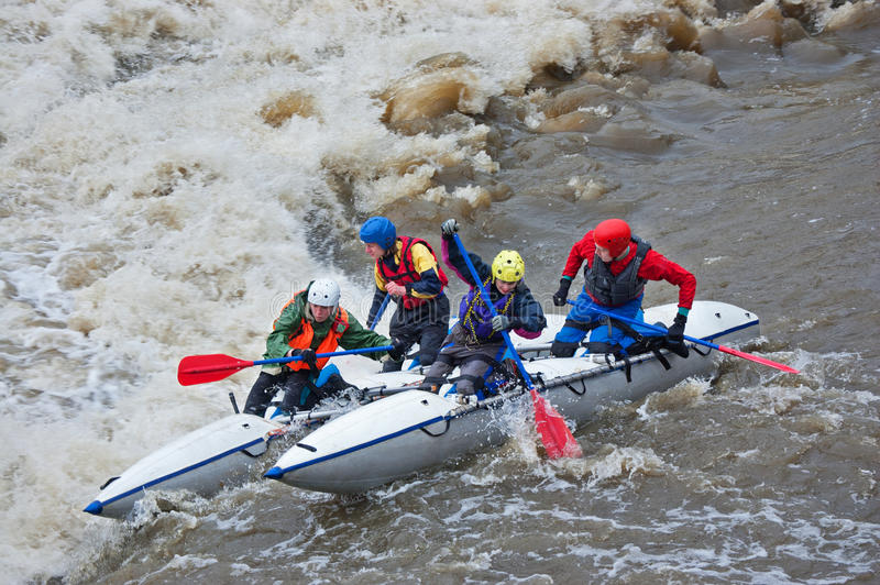 Download Water Sportsmen In Threshold Editorial Photography - Image: 21451712