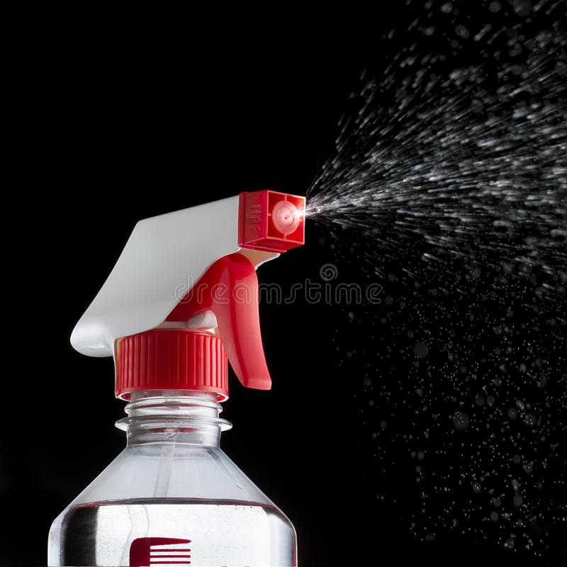Download Water spray stock image. Image of spray, water, detail - 16049947