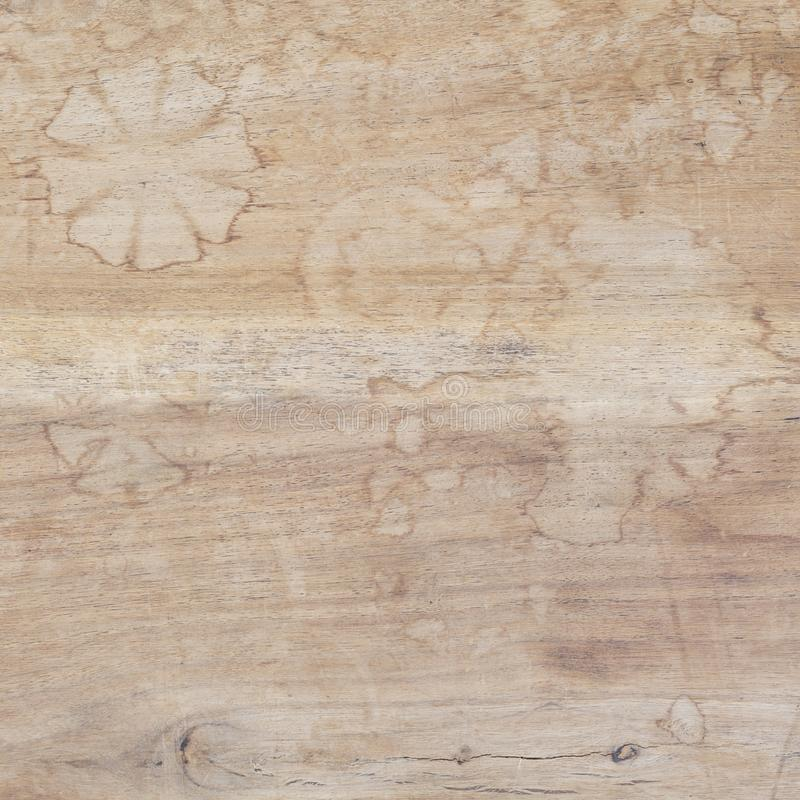 Water stains on wooden background royalty free stock images