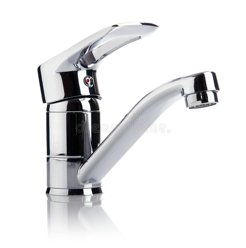 Free Water Supply Faucet Mixer Stock Image - 16703831