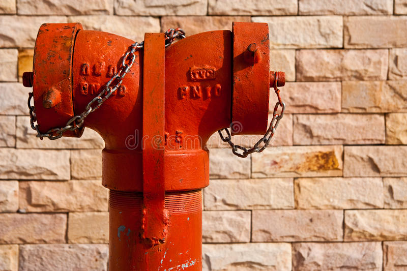 Water Supply Point Royalty Free Stock Photos
