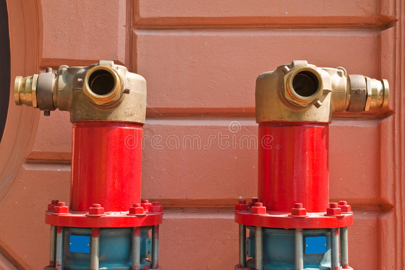 Water Supply Point Stock Images