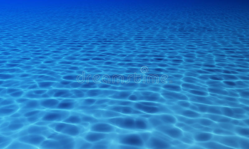 Water Surface. royalty free stock image