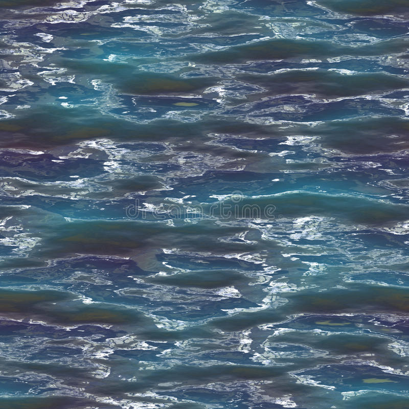 Download Water surface stock illustration. Illustration of tide - 20379090