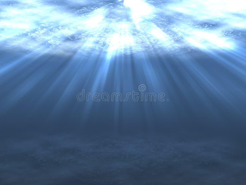 Download Water surface stock illustration. Illustration of marine - 21279042