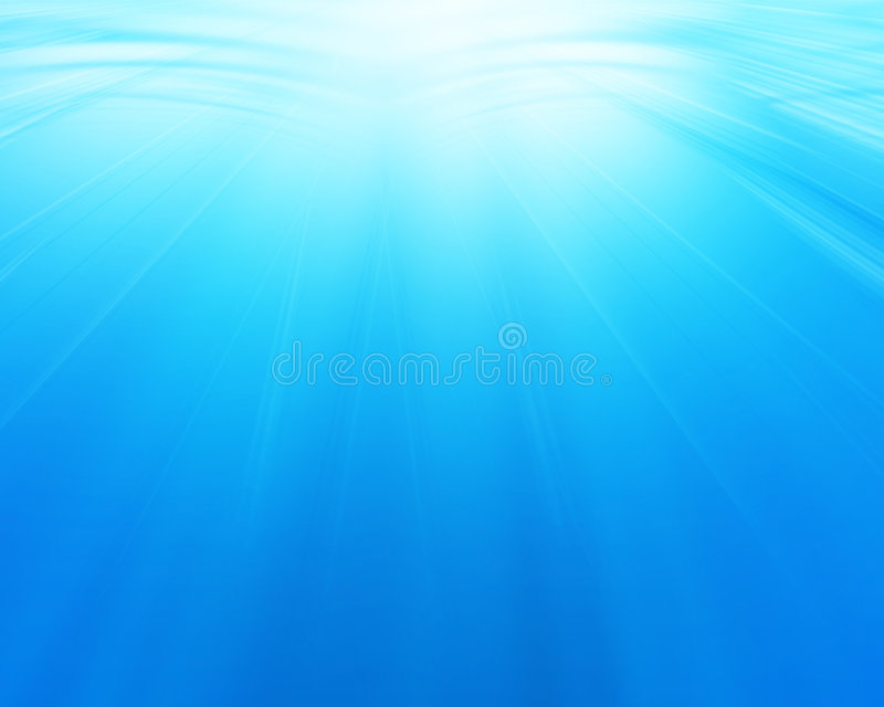 Water surface royalty free illustration