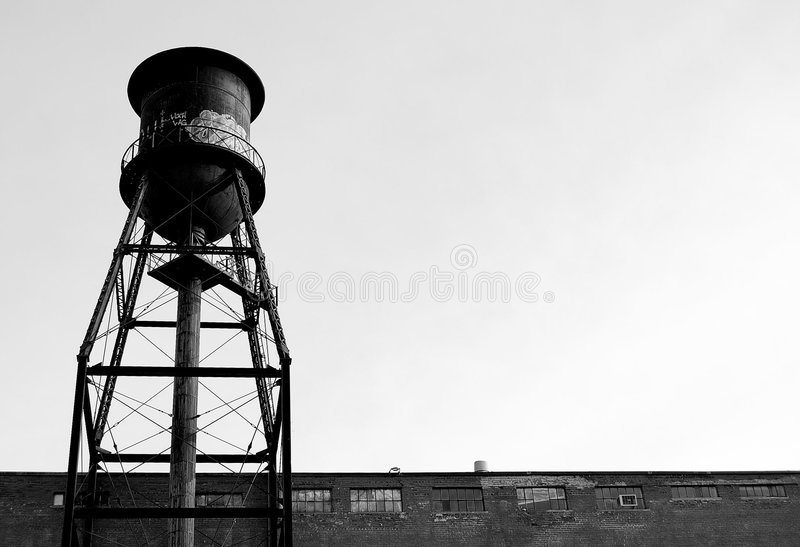 Download Water-tank stock photo. Image of montreal, appartment, tank - 472032