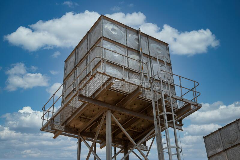Water tank stock images