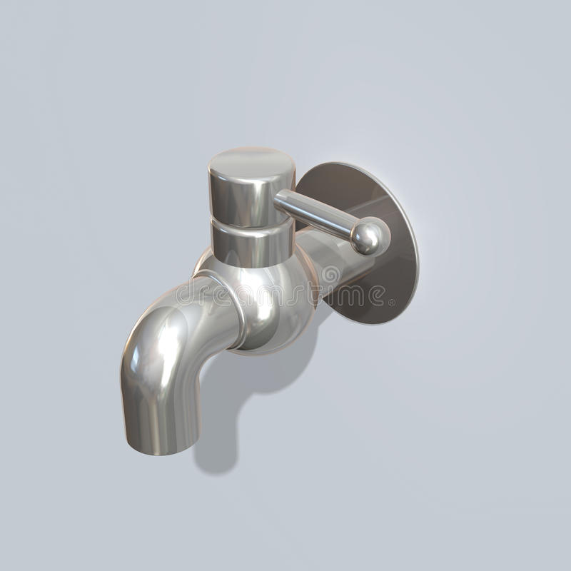 Download Water Tap Stock Photo - Image: 13395500