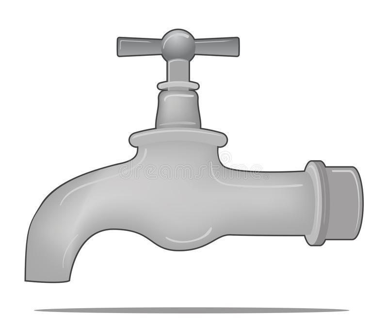 Water Tap Valve Stock Images