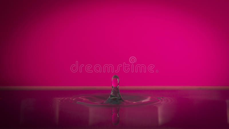 Water tappar royaltyfri bild