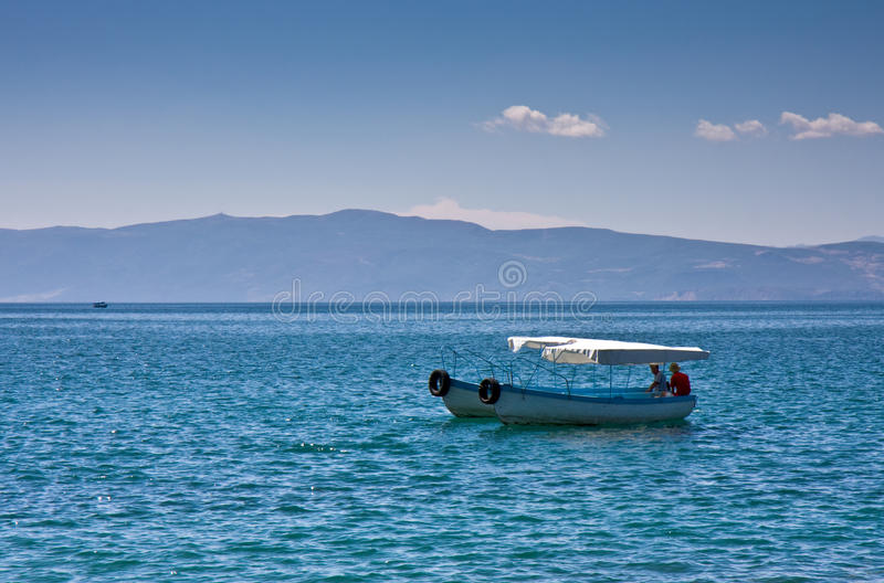 Water Taxis royalty free stock photography