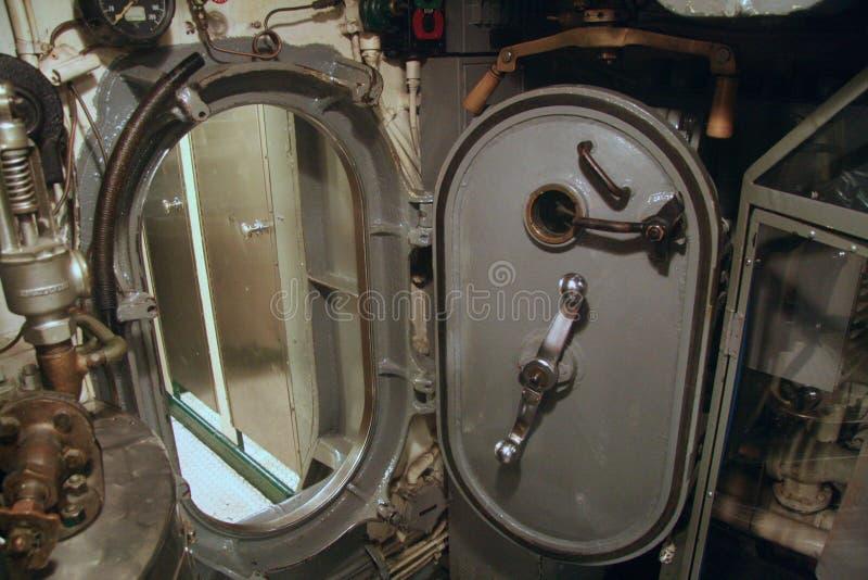 Download Water Tight Door WW2 Submarine Stock Photo - Image of door water & Water Tight Door WW2 Submarine Stock Photo - Image of door water ...