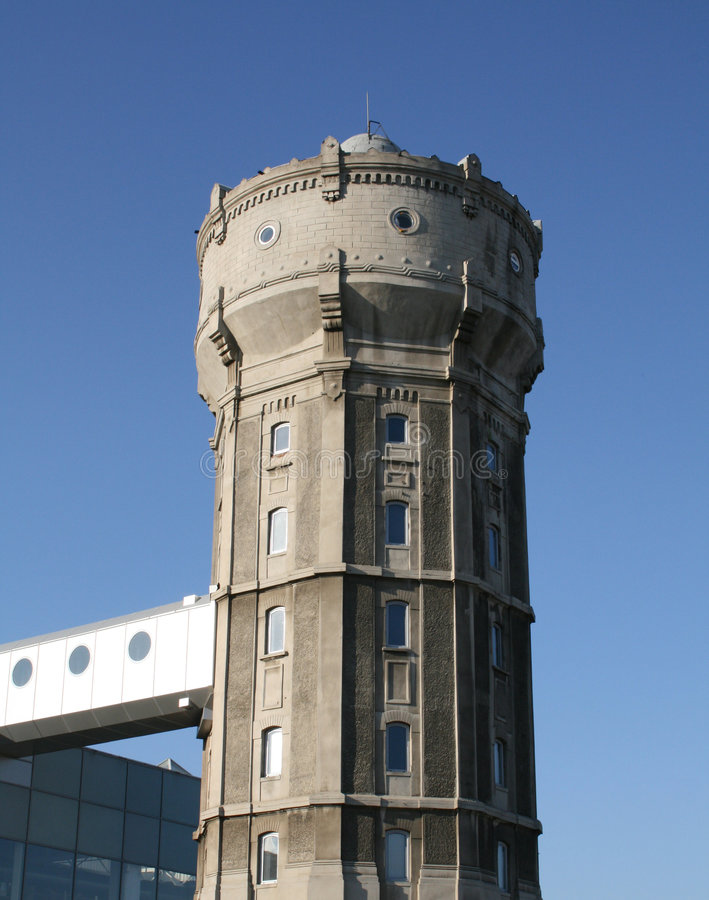Water Tower royalty free stock image
