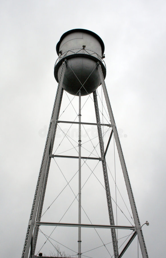 Free Water Tower Royalty Free Stock Image - 7758646