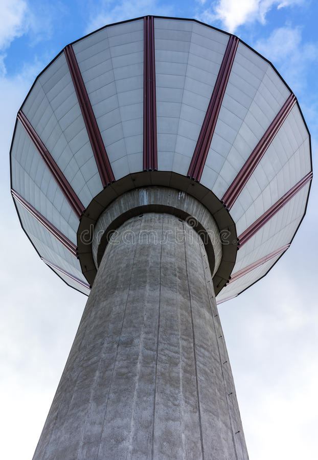 Download Water tower stock photo. Image of seen, perspective, detail - 31081024
