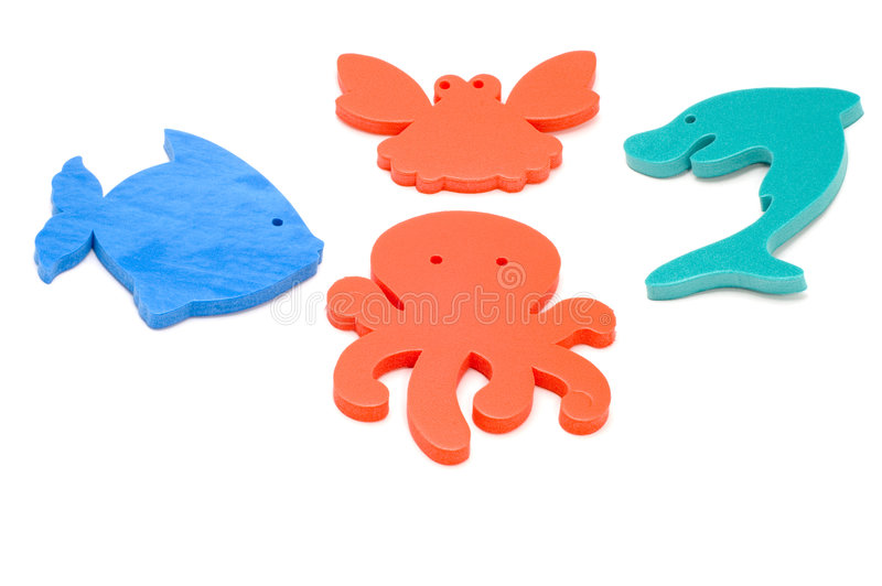 Water toy royalty free stock photo