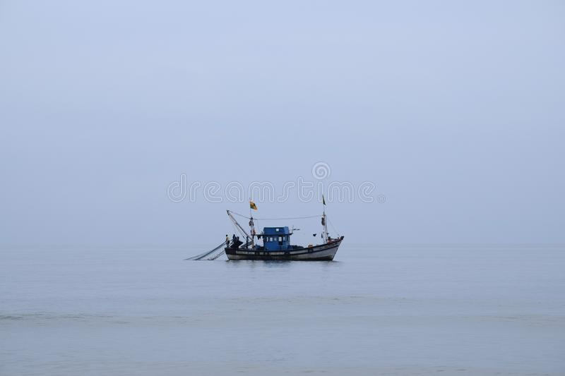 Water Transportation, Waterway, Sea, Calm royalty free stock photography